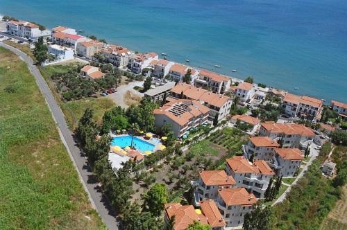 Hotel Hydrele Beach  Otok Samos  Gr U010dija  Mediteran  Intelekta