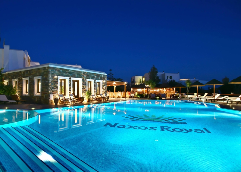 Hotel NAXOS RESORT