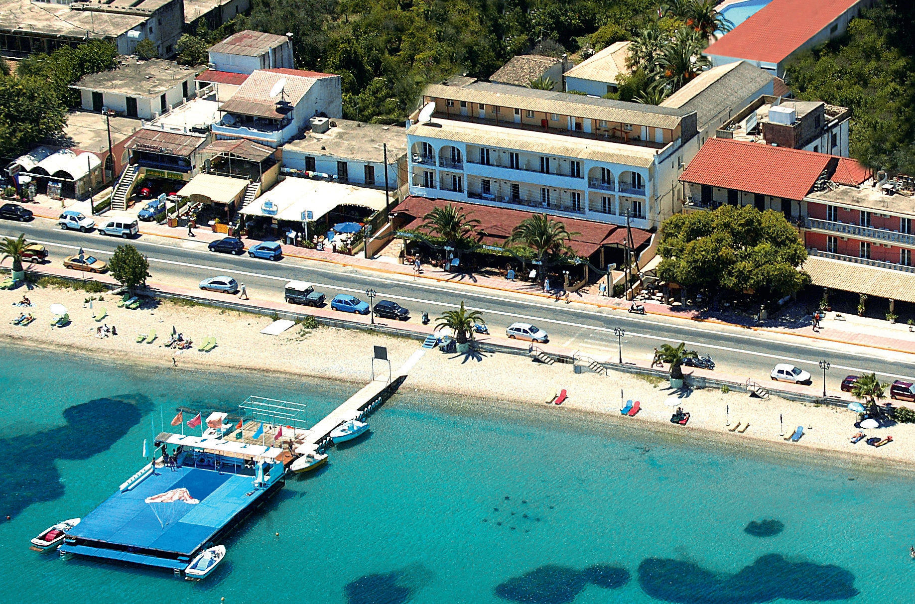 Hotel IPSOS DI MARE BEACH