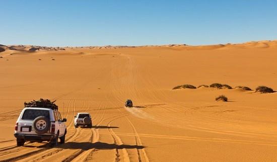 Pravi tunizijski safari