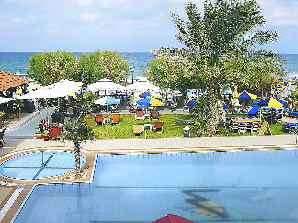 Hotel MALLIOTAKIS BEACH