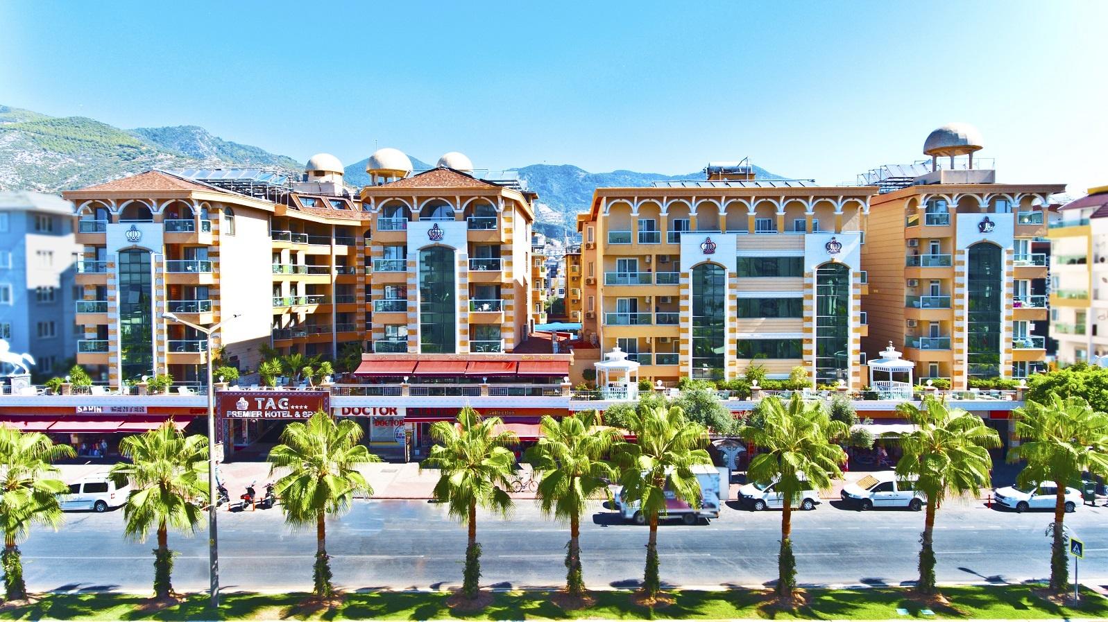 Hotel TAC PREMIER & SPA