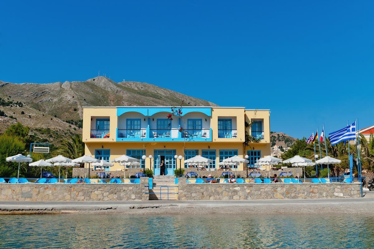 Hotel PEDI BEACH