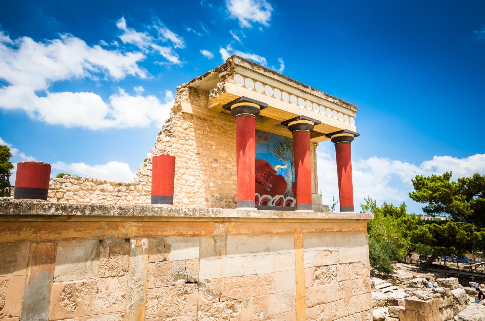 Potovanje po zakladih Krete