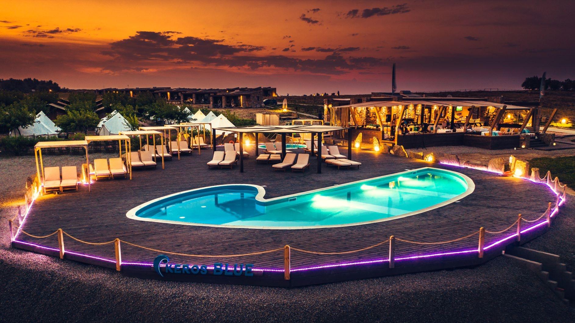 Hotel KEROS BLUE