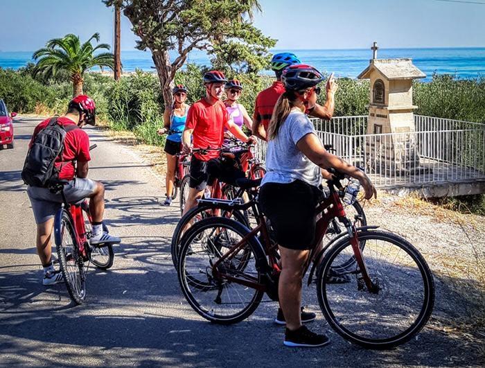 Kolesarske počitnice na Kreti