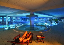 Thermal Water Indoor  Swimming Pools (2)   Habakuk