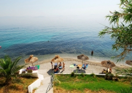 Corfu Belvedere Hotel 3 greece beach