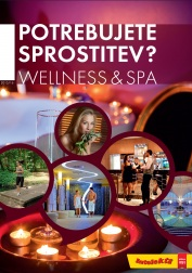 Il catalogho Wellness 2015/2016