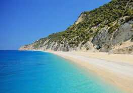 greece lefkada egremni beach cropped